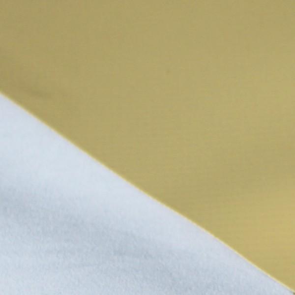 PVC matt ohne Saum und ohne Ösen, beige-dunkel