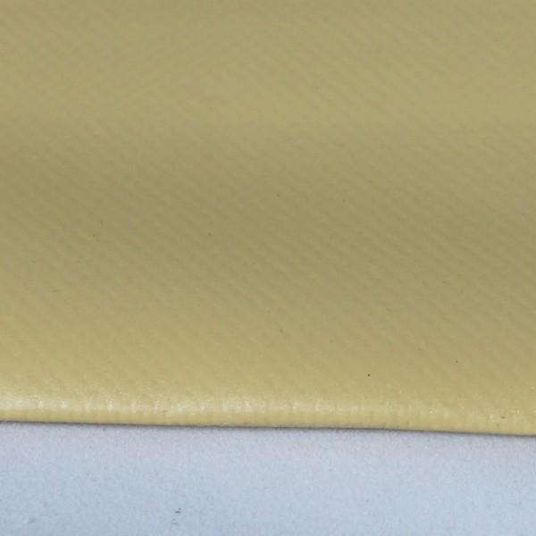 PVC matt mit Saum und ohne Ösen, beige dunkel