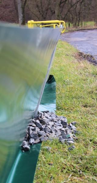 Premium 70 cm Reptilienschutzzaun / Amphibienschutzzaun