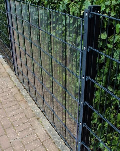 Windschutzstreifen PVC TRANSPARENT individuell